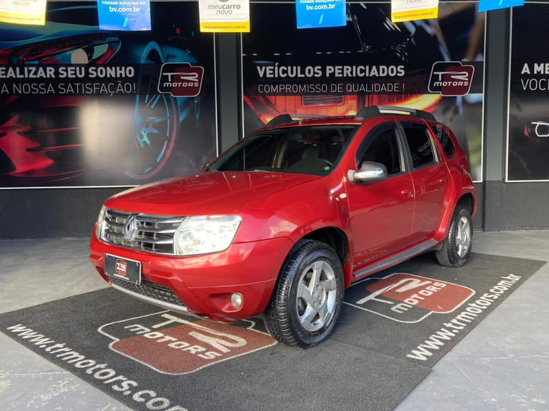 RENAULT DUSTER 20 D 4X2A
