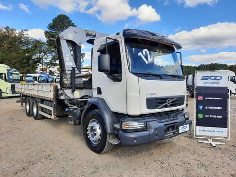 VOLVO VM 270 6X4