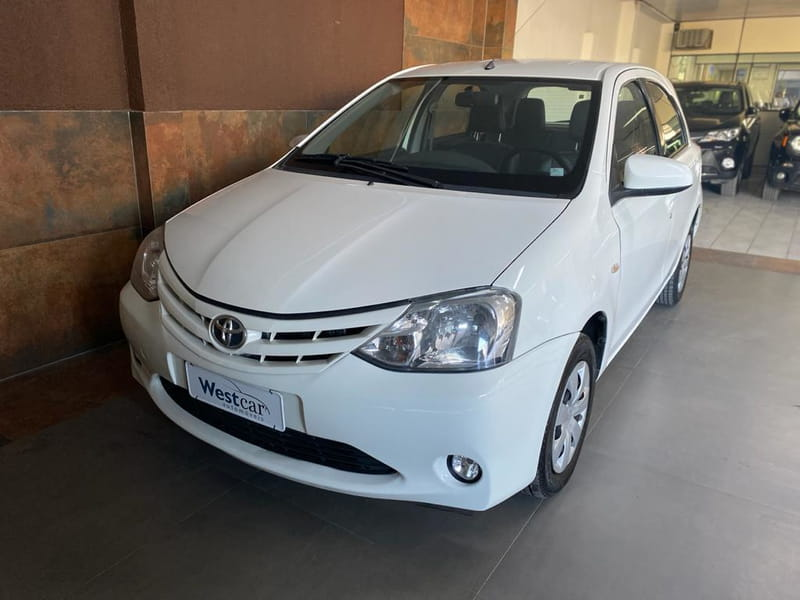 TOYOTA ETIOS 1.5 HB XS 16V FLEX 4P MANUAL