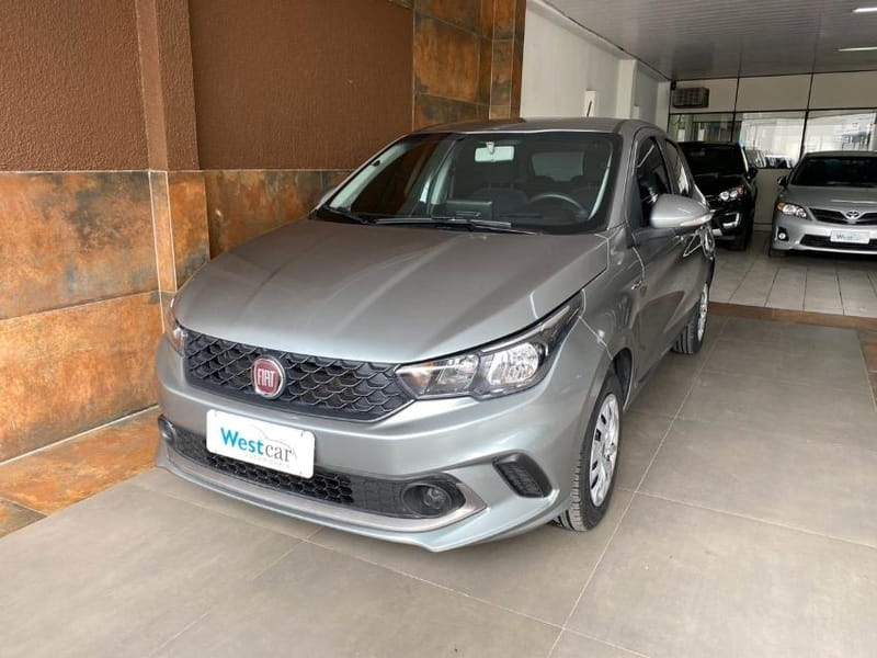 FIAT ARGO 1.3 DRIVE FLEX  MANUAL