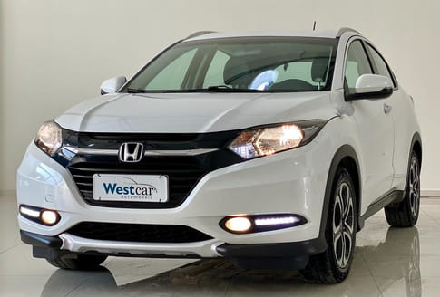 HONDA HR-V EXL CVT 1.8 I-VTEC