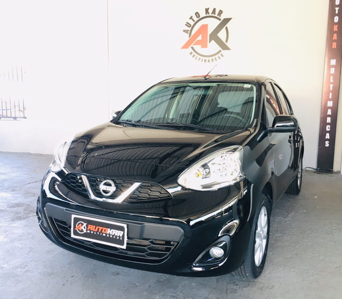 NISSAN MARCH 16SV