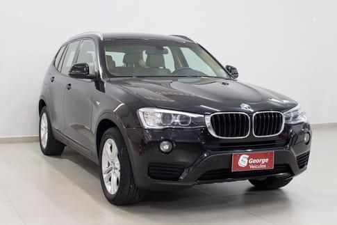 BMW X3 XDRIVE XLINE 2.0 20i