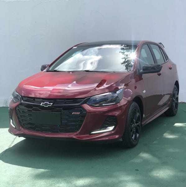 CHEVROLET ONIX 1.0 TURBO AT HB