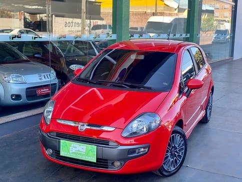 FIAT PUNTO SPORTING 1.8 8v(Flex) 4P