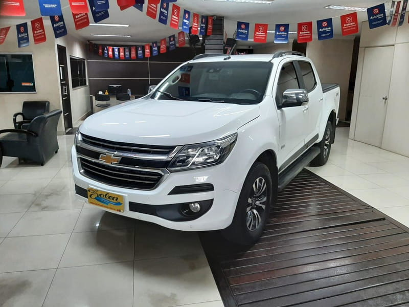 CHEVROLET S10 LTZ 2.8 TURBO DIESEL 4X4 CD AUT