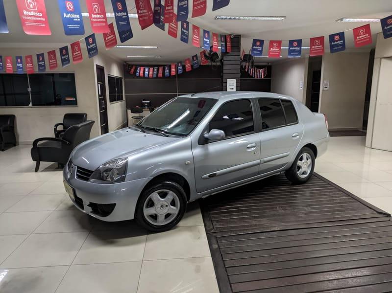 RENAULT CLIO SEDAN 1.6 16V