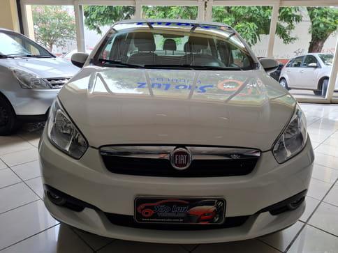 FIAT GRAND SIENA ESSENCE DUALOGIC 1.6 16V FLEX