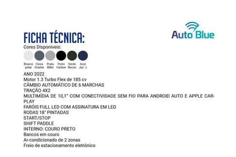 JEEP COMPASS 1.3 T270 TURBO FLEX LONGITUDE AT6