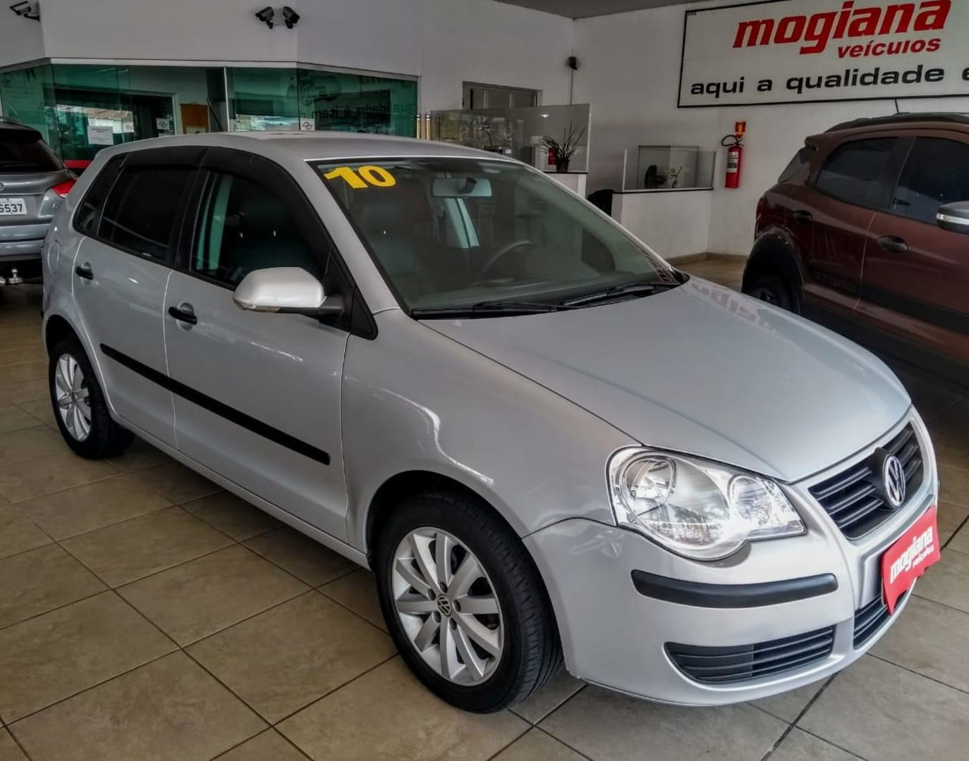 VOLKSWAGEN POLO I MOTION 1.6 TOTAL FLEX 5P