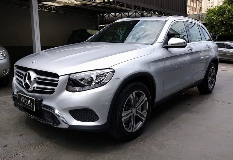 MERCEDES-BENZ GLC2504MATIC