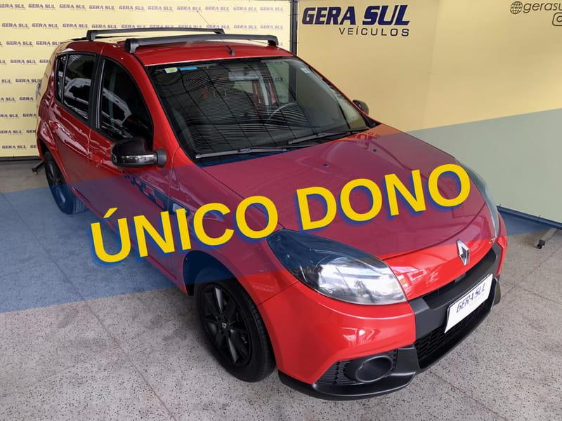 RENAULT SANDERO GT LINE HI-FLEX 1.6 8V 4P