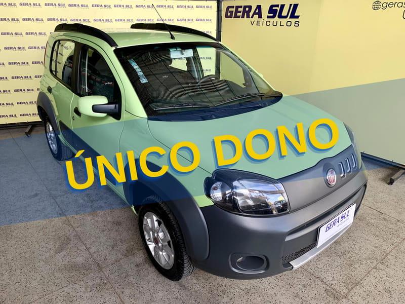 FIAT UNO EVO WAY (CELEBRATION 3)  1.4 8V ETA/GAS (NAC) 4P
