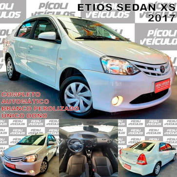TOYOTA ETIOS SD XS 1.5 AT