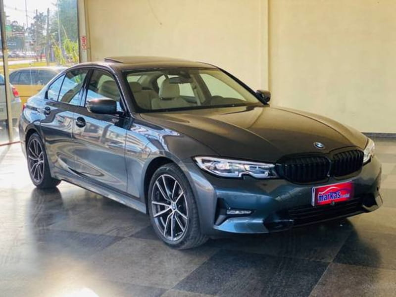 BMW 320i 2.0 16V TURBO GASOLINA SPORT GP AUTOMÁTICO