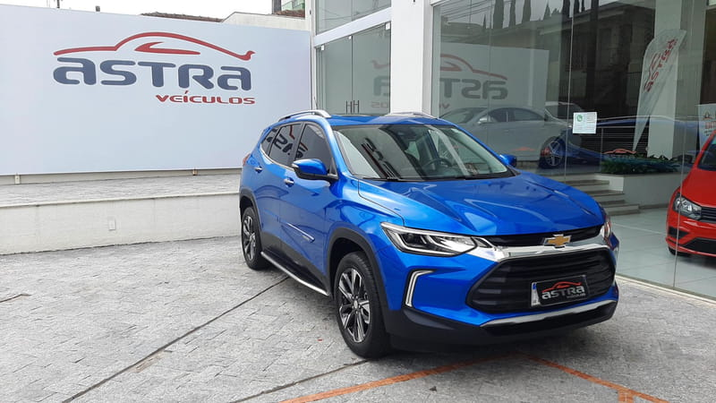 CHEVROLET Tracker  Premier 1.2 Turbo 12V Flex Aut