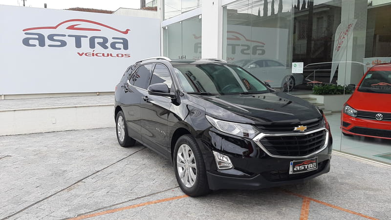 CHEVROLET EQUINOX LT 2.0 Turbo 262cv Aut.